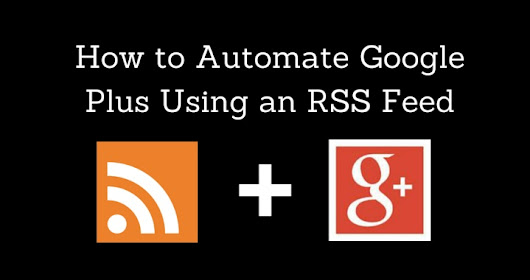 How to Automate Your Google Plus Page| Nicole Grodesky