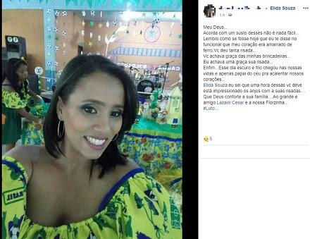 JUAZEIRO: PROFESSORA É MORTA A TIROS DENTRO DE CARRO POR DUPLA EM MOTO
