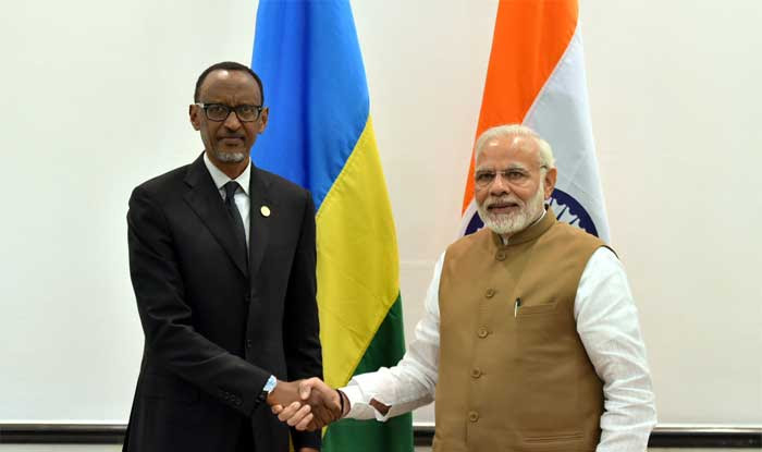 Image result for modi at rwanda