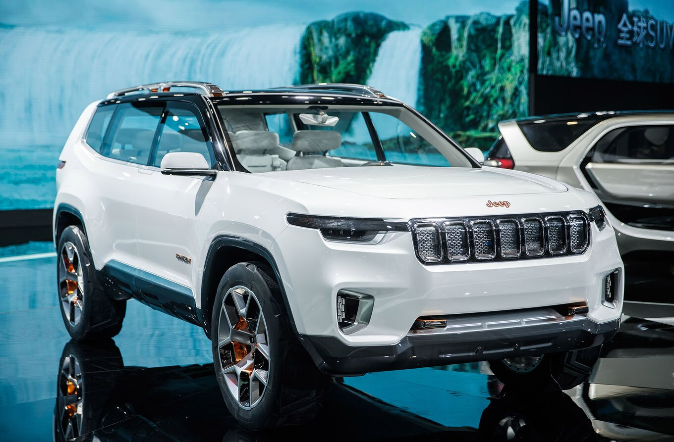 Jeep Yuntu Concept for China Looks to the Future - Motor ...