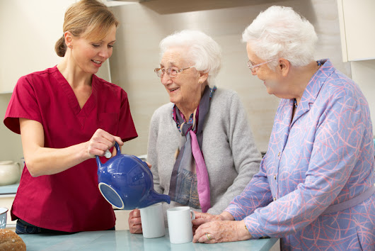 New Quality Measures on Nursing Home Compare - AlixaRx