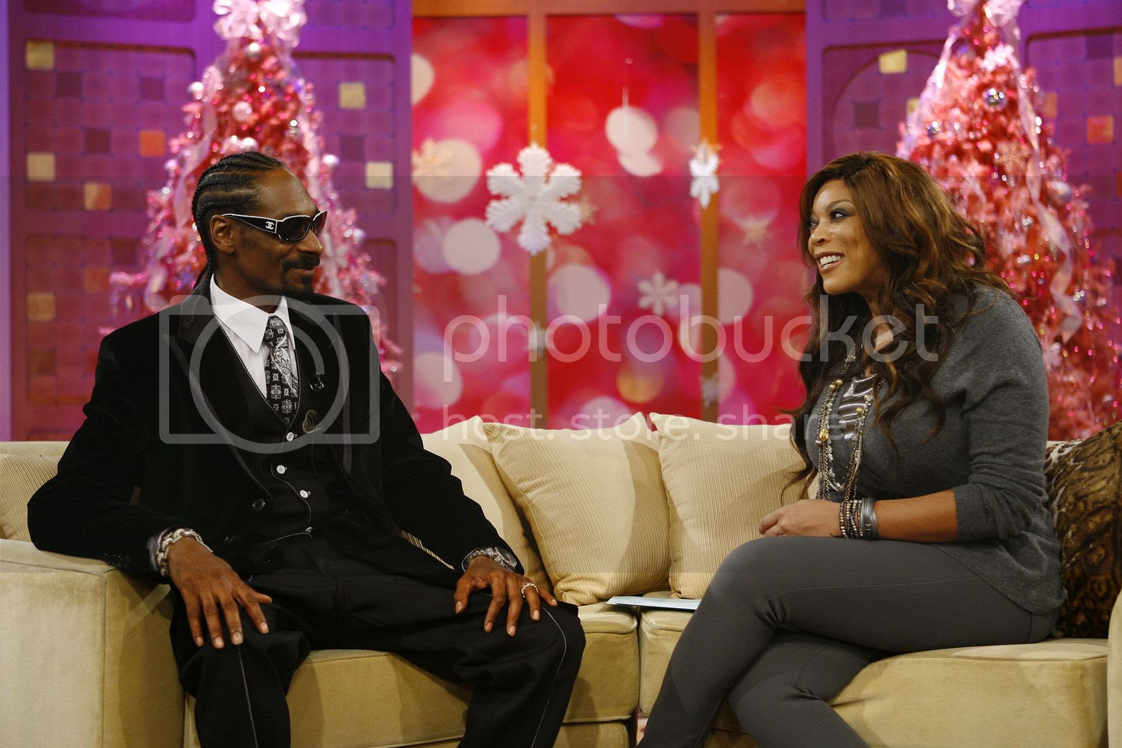 Snoop dogg not happy Wendy williams talked about his other children and will