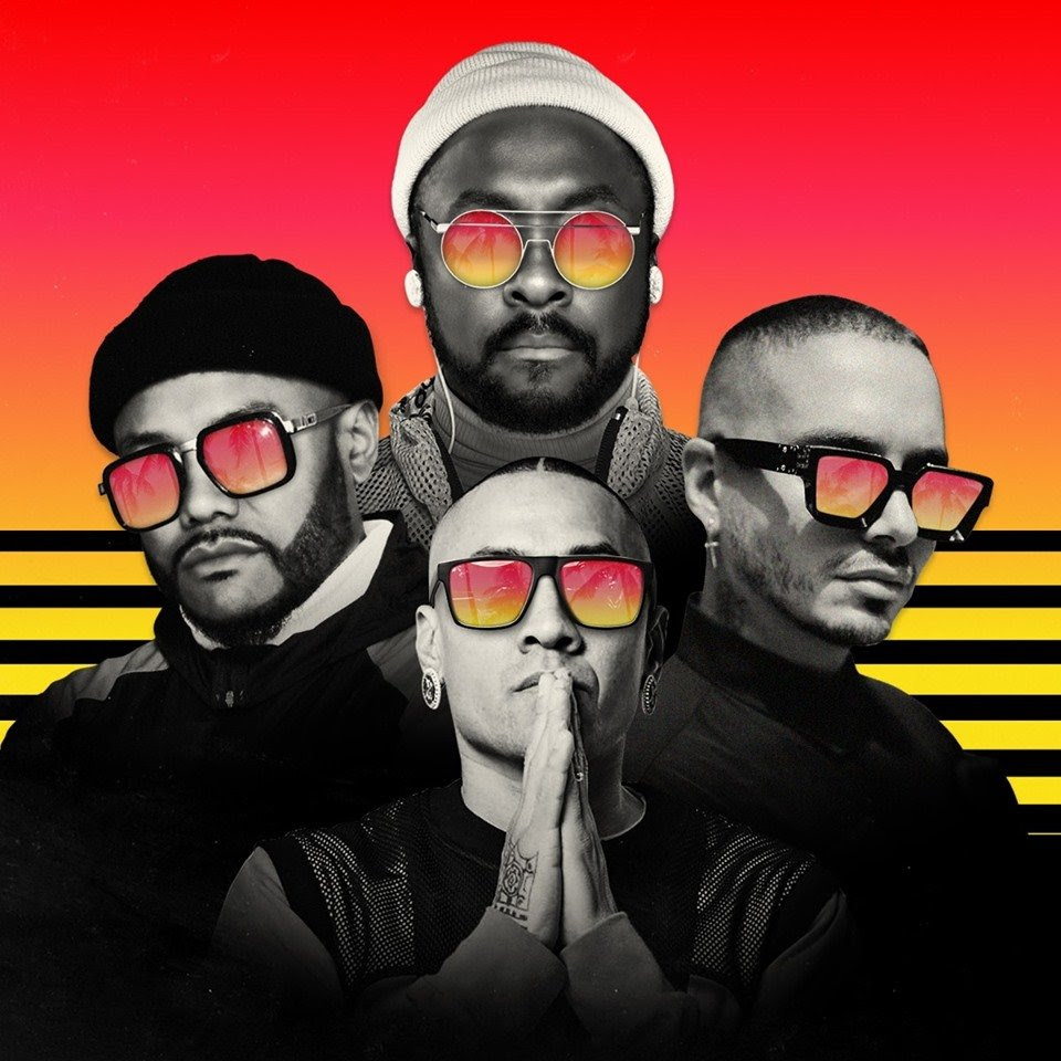 Image result for The Black Eyed Peas, J Balvin - RITMO