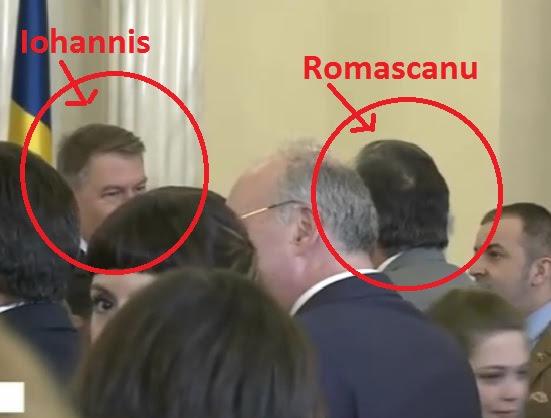 Dialog Iohannis Romascanu