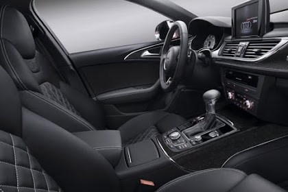 2013 Audi S6 Interior