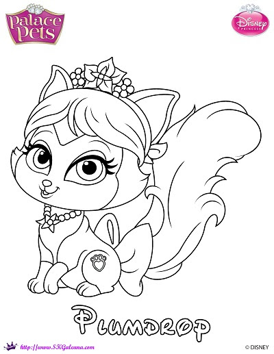 Amazing Palace Pets Coloring Pictures Image Inspirations – azspring | 517x400