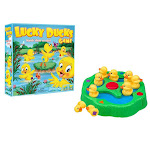 Pressman Toys PRE2700 My First Game Lucky Ducks