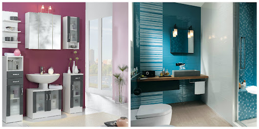 Bathroom paint colors 2019: TOP SHADES and color combinations for BATHROOM