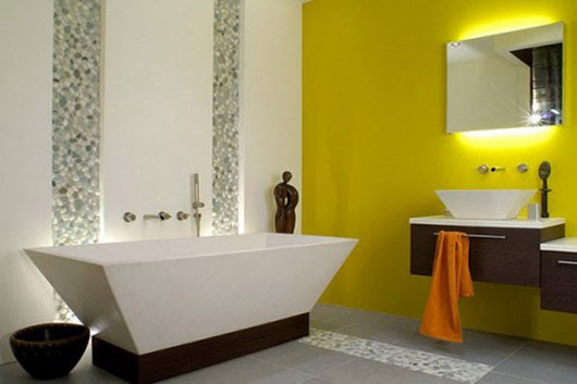 Six things to consider when decorating a small bathroom by cassbrothers.com.au
