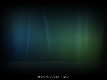 Windows Tutorials Howtos And More Enable Hidden BootScreen In Vista