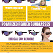 Polarized Reader Sunglasses