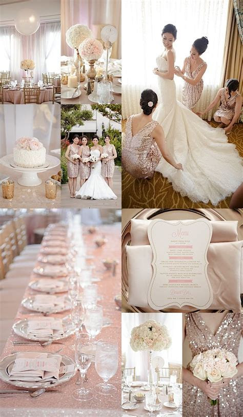 299 best images about Blush Silver & Gold wedding on