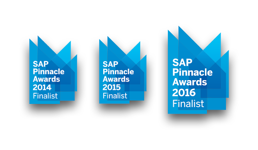 CoreALM is a finalist of SAP Pinnacle Awards 2016 | CoreALM