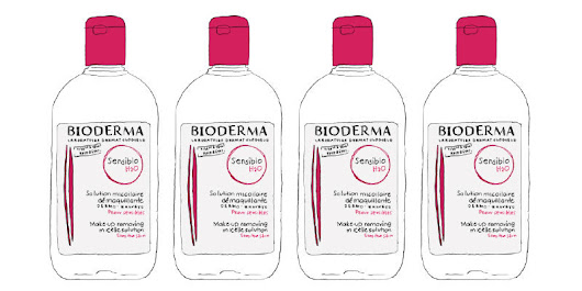 Bioderma Available in the U.S. on Beautylish! Bioderma Sensibio H2O Review