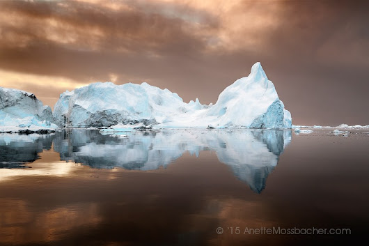 ANETTE MOSSBACHER - Shooting Greenland with the XT-1