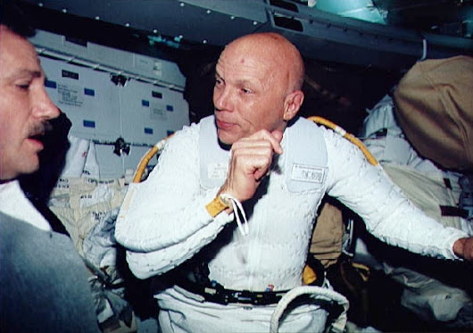 Legendary NASA Astronaut Makes a Shocking Declaration That Will Rock the Whole World ….  | Alternative