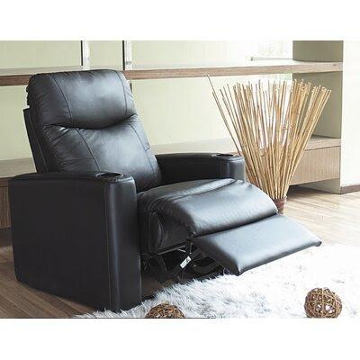 Zane Leather Rocker Recliner Luxury Outdoor Furniture
