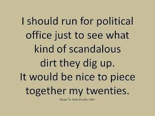 Benefits Of Politics Everything Funny