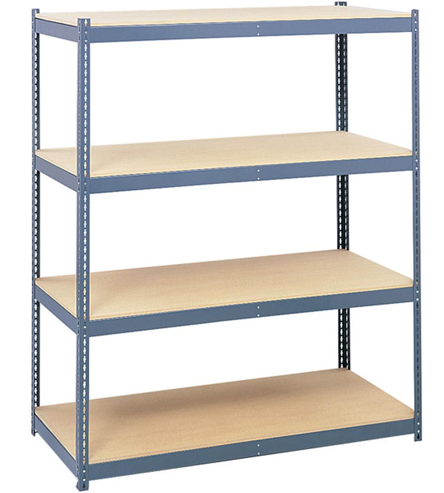 heavy duty storage rack boltless rack only