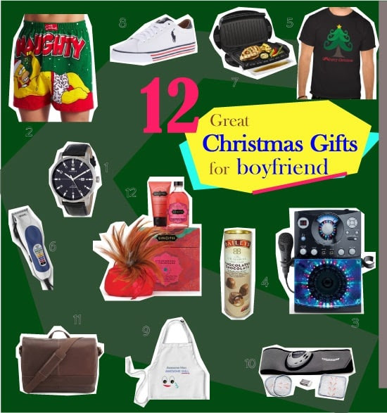 12 Gifts to Get for Boyfriend This Christmas - Vivid's