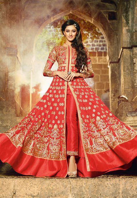 Bridal Salwar Kameez For Indian Subcontinent Wedding