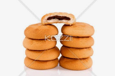 Sweet Cookies Isolated