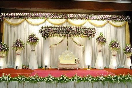 10 Awesome Indian Wedding Stage Decoration Ideas   Mandap