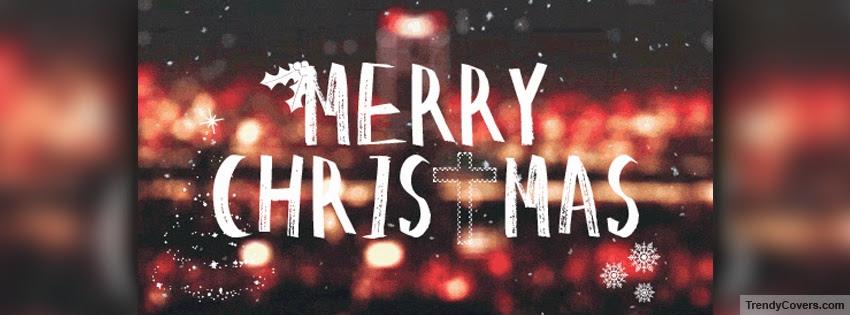Merry Christmas Facebook Cover Trendycoverscom