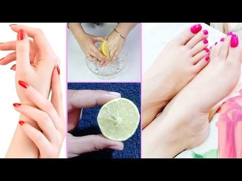 निम्बू से इस तरह करे स्क्रब की 5 मिनट में काले हाथ-पैर दूध जैसे गोरे व स