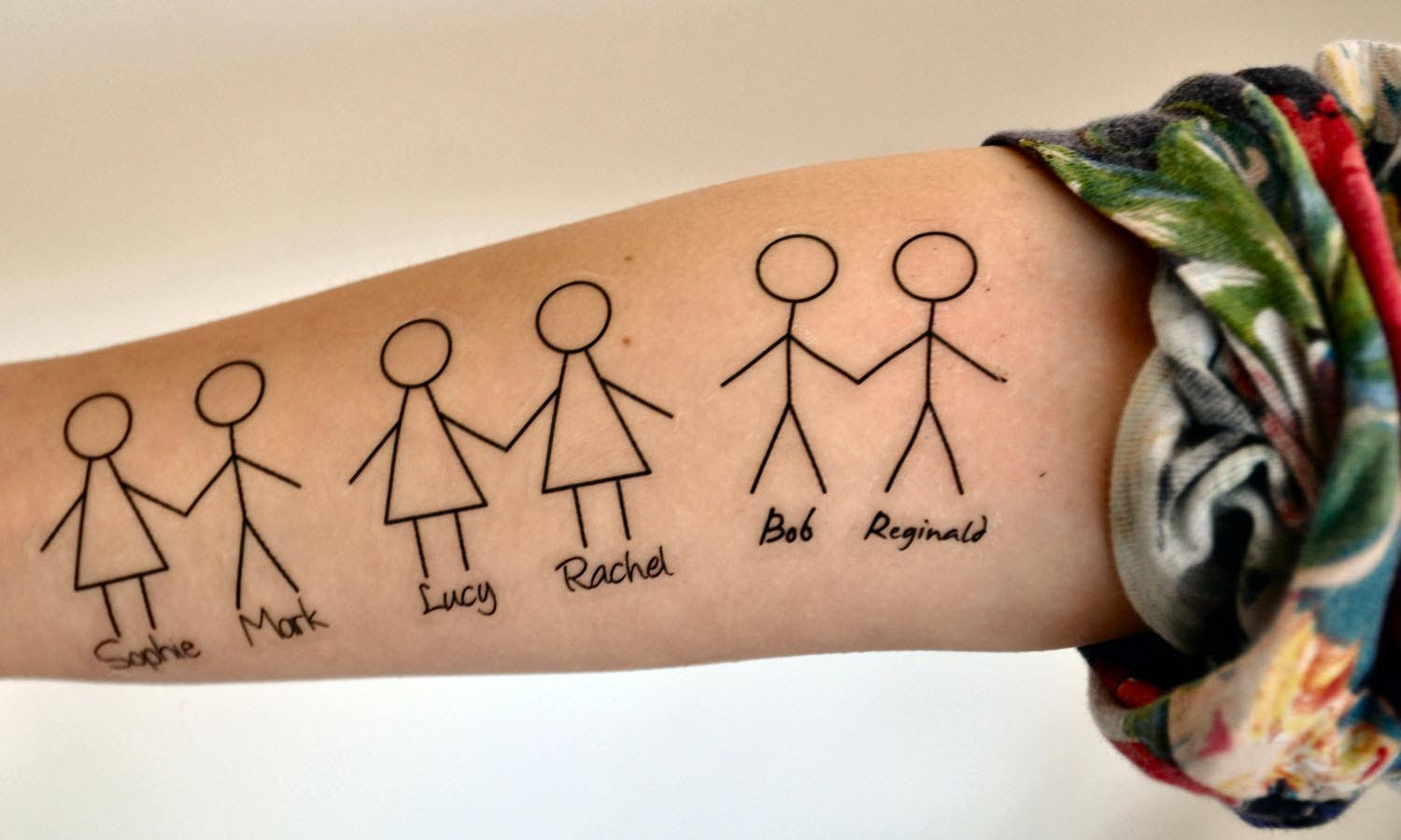 Make Custom Temporary Tattoos Home Party Ideas