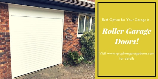 Tips To Have Effective Maintenance of Garage Roller Doors