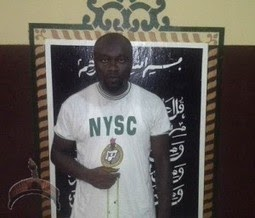 Ex Ibo Corper Who Converted To Islam As Vowed If Buhari Wins Renounces Islam (Watch Video)