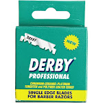 100 Derby Professional Single Edge Razor Blades