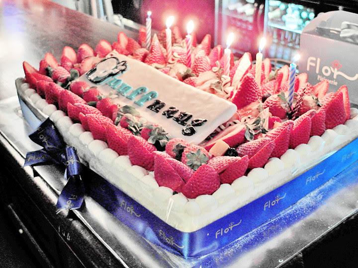 nuffnang 6th birthday cake