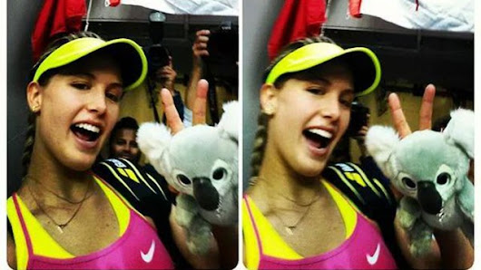 Bouchard takes winning selfie with fan's phone - Sportsnet.ca