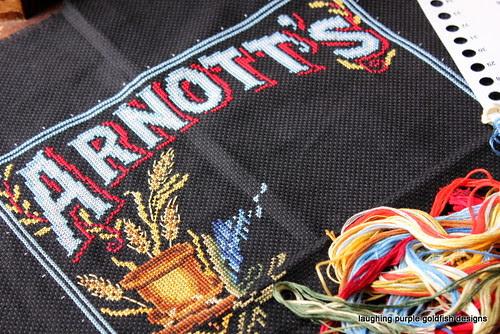 Arnott's Embroidery