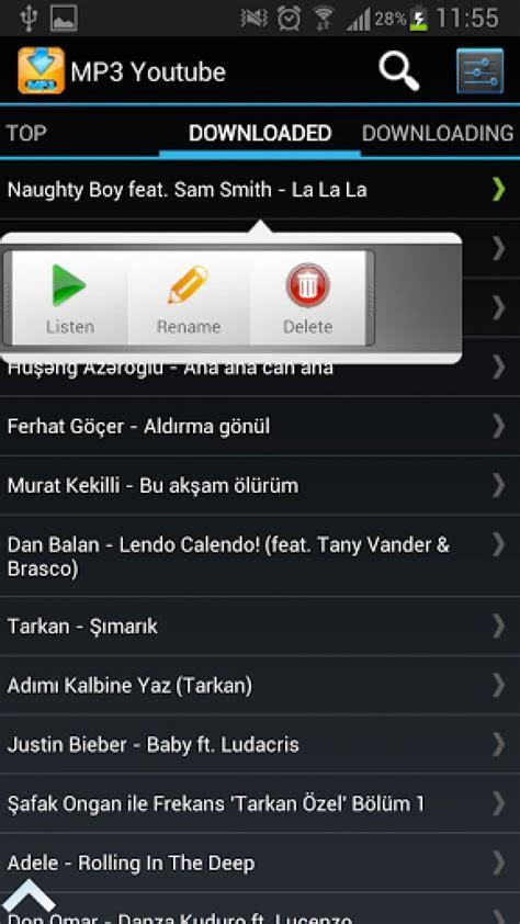 youtube mp  descargar  android apk gratis
