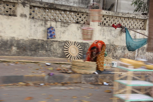The Day In The Life of a Basket Weaver of Mahim by firoze shakir photographerno1