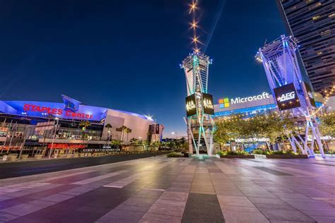 Venue Spotlight: L.A. LIVE   Discover Los Angeles