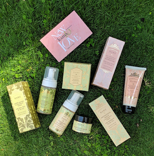 There is New Kama To Love! – New Products from Kama Ayurveda