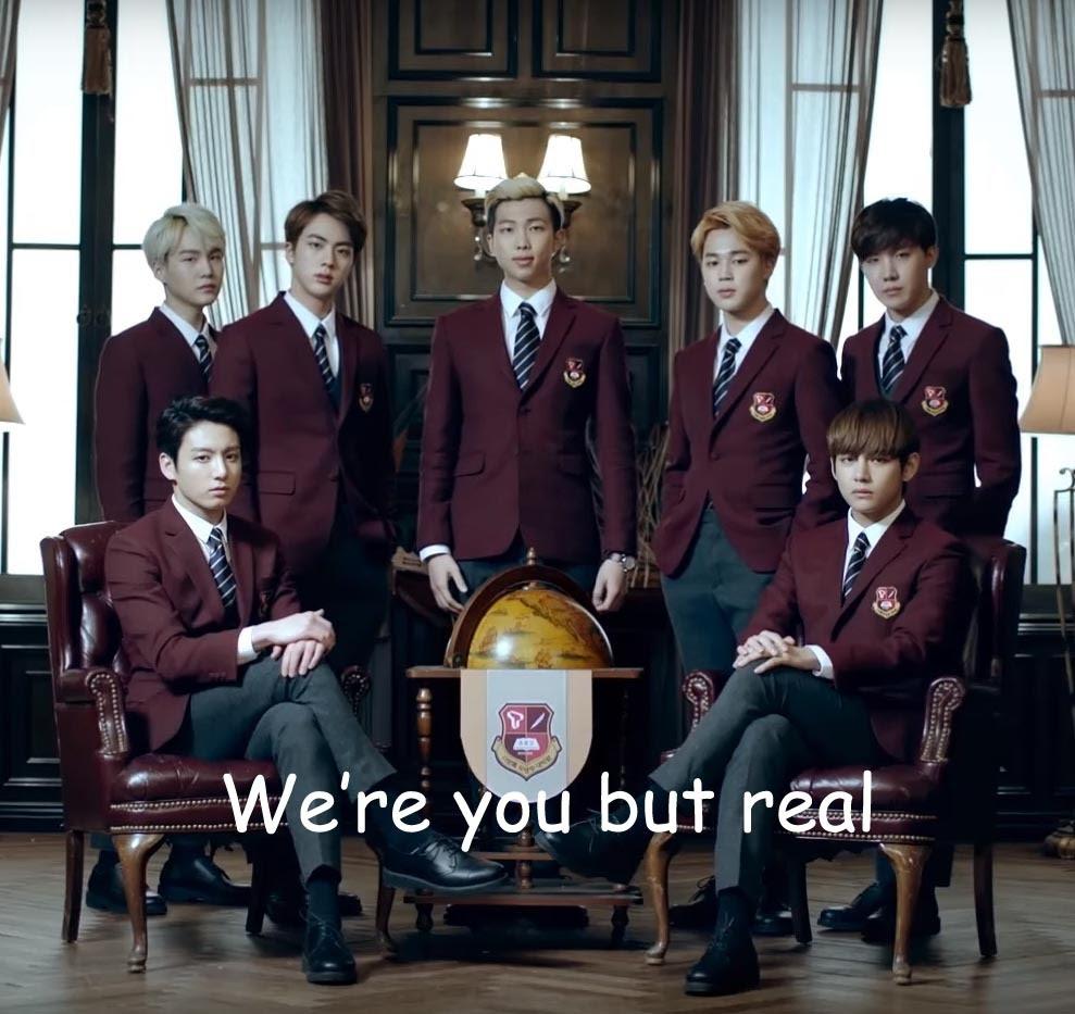 Lol Anime My Edit V Bts Army Hehe Ouran High School Host Club 3 Jin