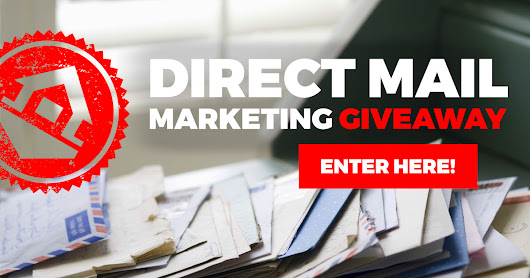 Real Estate Investors: Win a Year's Supply of Direct Mail Marketing and Dominate Your Local Market!