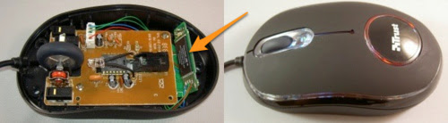 Put a USB Dongle Inside Your Mouse for Hidden Storage