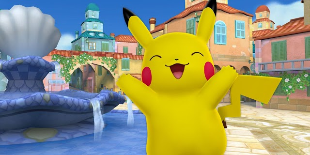 Hey You, Pikachu's Mic Sends Player's Voice Through Hell Dimension
