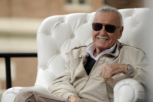 Stan Lee, 93, shot 4 Marvel cameos in one day, and made it look easy