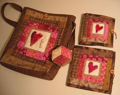 stitcher's gift :: sygave til byttet #1
