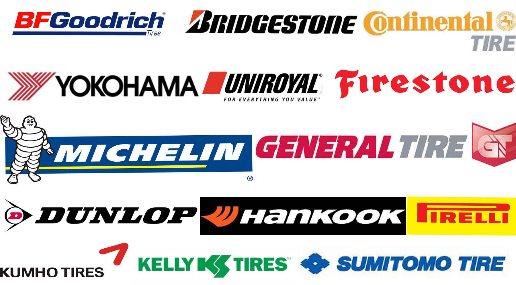 Car Tire Logos For Pinterest