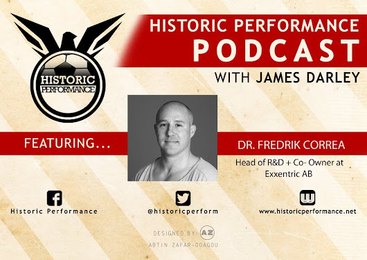 Fredrik Correa Interviewed on the Historic Performance Podcast