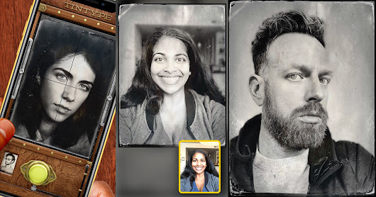 Hipstamatic's New TinType iPhone App Taps Portrait Mode for Authenticity