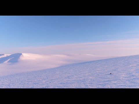 Ghosts of the Arctic Behind the Scenes DJI Footage